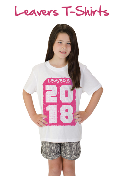 Leavers T shirt